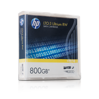 HP LTO-3 Ultrium RW Datenkasette 800 GB
