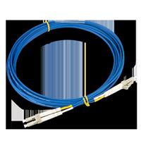 HP LWL-Patchkabel QK734A LC Blau