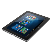 HP Pro x2 612 Tablet mit Tastatur deutsch Win10