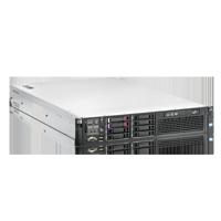 HP Proliant DL380 G6 Server 2 mal massenspeicher mit optischem Laufwerk