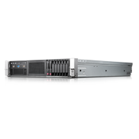 HP ProLiant DL380 Gen9 Server 2 HE Rack zwei Festplatten