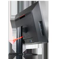 Lenovo ThinkCentre M73z AIO mit Webcam