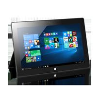 Microsoft Surface Pro 2 mit Windows 10