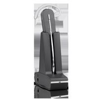 Plantronics Savi W440 DECT Headset Wireless Ohrbügel