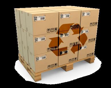 Verpackungsmaterial Symbol