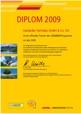 Urkunde GOOGREEN Partnerprogamm 2009