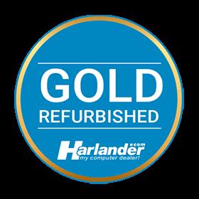 Unser Qualitätsversprechen an Sie: nur perfekt wiederaufbereitete gebrauchte Notebooks erhalten unser GOLD REFURBISHED Siegel