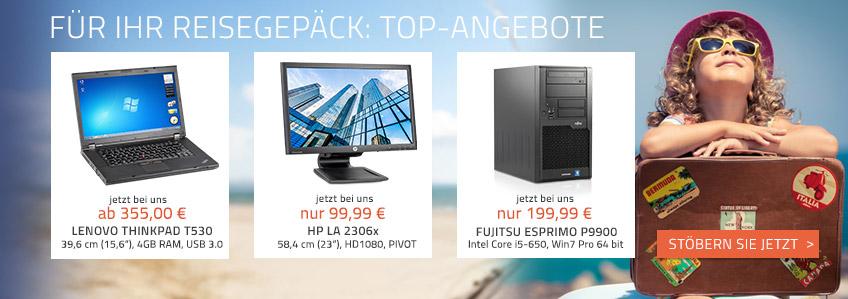 Für Ihr Reisegepäck: Das Lenovo ThinkPad T530