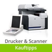 Drucker & Scanner Kauftipps