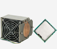 CPUs & Kühlkörper