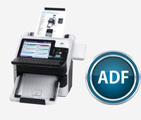 Dokumenteneinzug (ADF)