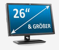 """66 cm (26"""") & größer"""