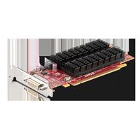 AMD ATI FirePro 2270 512 MB Grafikkarte Low Profile