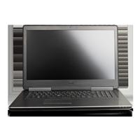 Dell Precision 7710 mit Webcam ohne FP mit Akku deutsch
