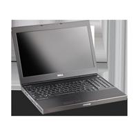 Dell Precision M4800 ohne Webcam ohne FP mit TR mit Akku Englisch/USA blaue Tastatur Icons