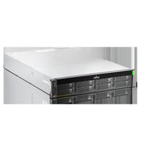 Fujitsu Eternus DX60 S2 Storage-System 12mal Massenspeicher mit Verblendung