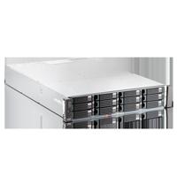 Fujitsu Eternus DX60 S2 Storage-System 12mal Massenspeicher ohne Verblendung