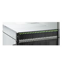Fujitsu Eternus JX40 S2 Storage-Subsystem ohne Laufwerke aber voll verblendet