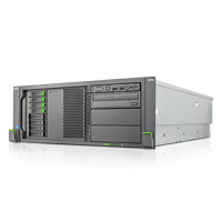 Fujitsu Primergy RX350 s7 Server 4mal Massenspeicher mit dvd