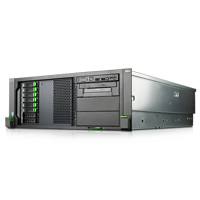Fujitsu Primergy RX350 S8 Server 6 mal Massenspeicher mit DVD