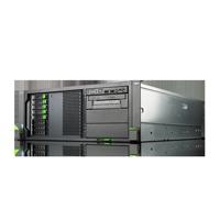 Fujitsu Primergy RX350 S8 Server 5 mal Festplatte mit DVD