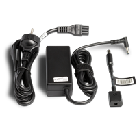 HP 65W Notebook Netzteil schwarz + Adapter