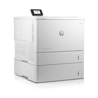 HP LaserJet Enterprise M608x Laserdrucker s/w
