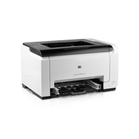 HP Laserjet Pro CP1025 color ohne Papierfach