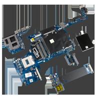 HP Mainboard 784213-601 SmartCard-Reader