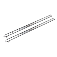 HP Rack-Innenschiene 487261-001 Innenschienen für Rackschiene (Slide Assy)