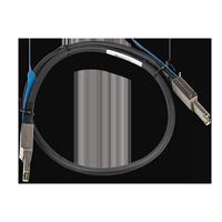 HP Serial Attached SCSI (SAS) external cable 1m schwarz