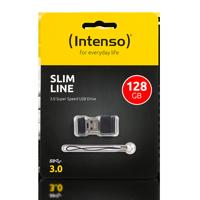 Intenso Slim Line 128GB USB 3.0 Stick
