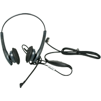 Jabra GN2000 MS USB Duo Headset