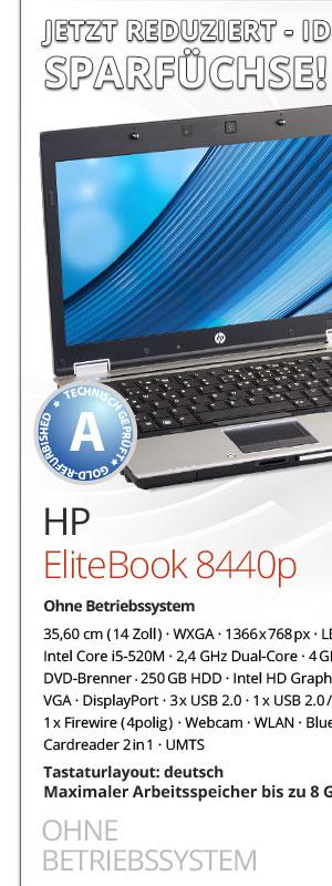Bild von HP EliteBook 8440p
