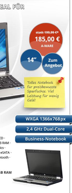 Bild von Bild von HP EliteBook 8440p