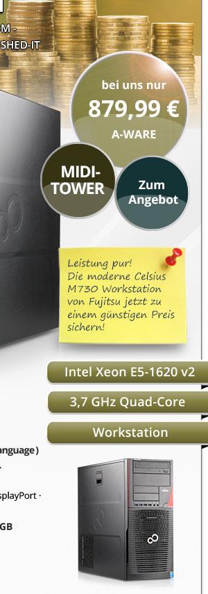 Bild 2 von Fujitsu Celsius M730