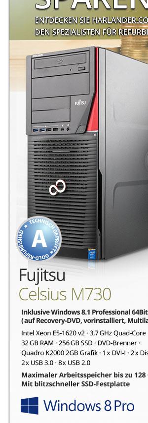 Bild 1 von Fujitsu Celsius M730