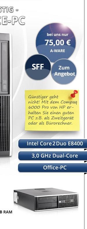 HP Compaq 6000 Pro SFF Bild-2