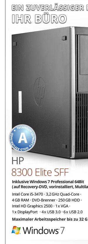 HP 8300 Elite SFF kaufen Bild-1