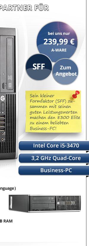 HP 8300 Elite SFF kaufen Bild-2