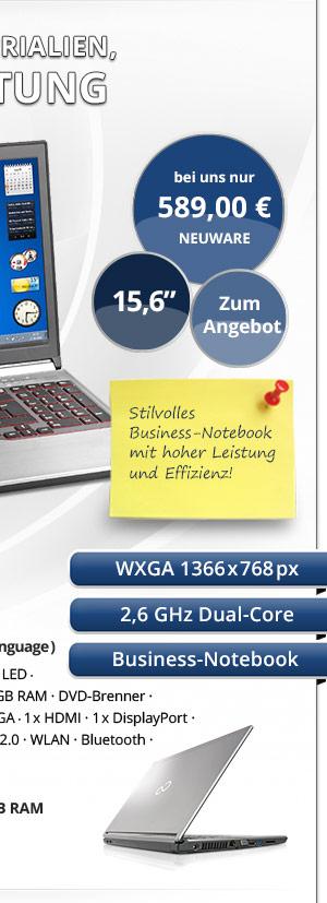 Fujitsu Lifebook E754 Notebook kaufen Bild-2