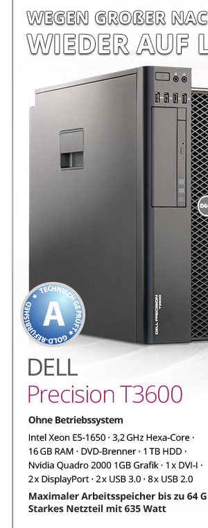 Dell Precision T3600 Bild1