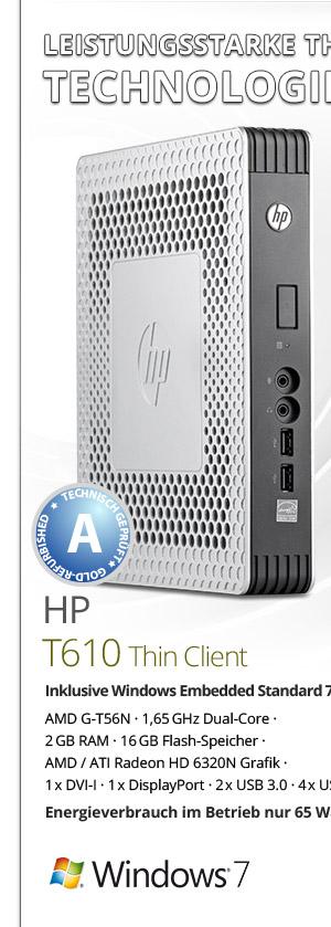 HP T610 Thin Client gebraucht kaufen! Bild1