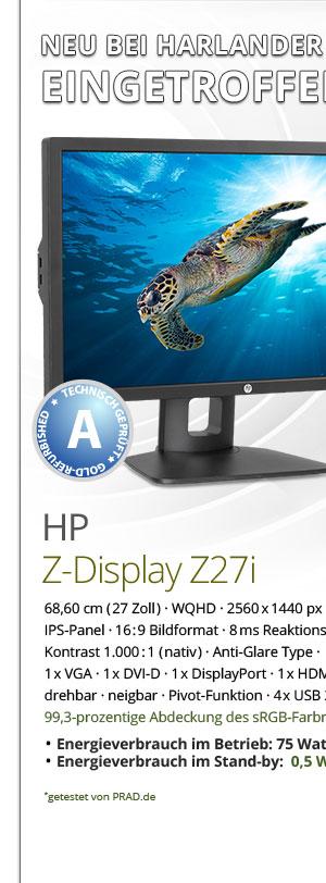 HP Z Display Z27i gebraucht kaufen! Bild1