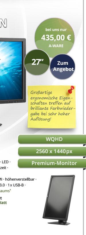 HP Z Display Z27i gebraucht kaufen! Bild2