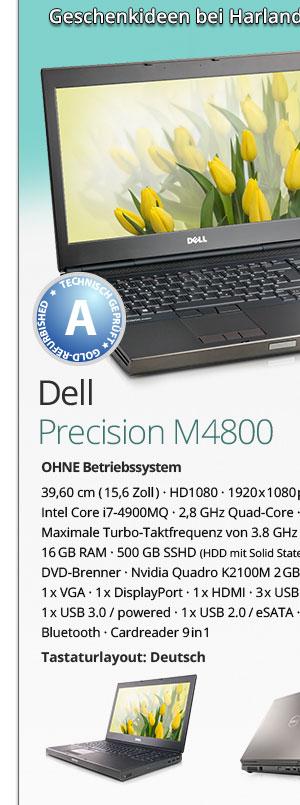 Dell Precision M4800 gebraucht kaufen Bild1