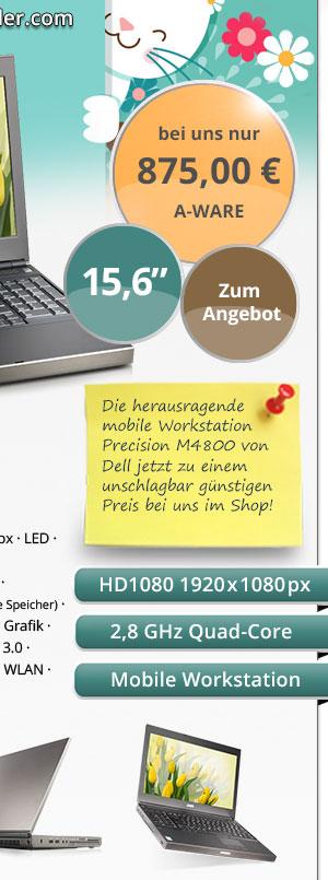 Dell Precision M4800 gebraucht kaufen Bild2