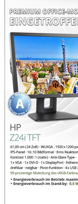 HP Z24i Monitor gebraucht kaufen Bild1