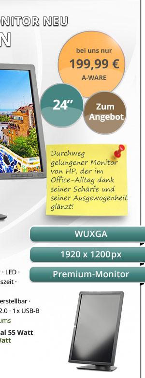 HP Z24i Monitor gebraucht kaufen Bild2