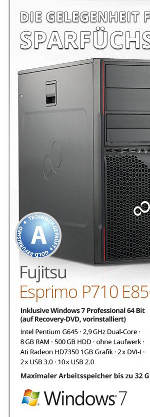 Fujitsu Esprimo P710 E85+ gebraucht kaufen Bild1